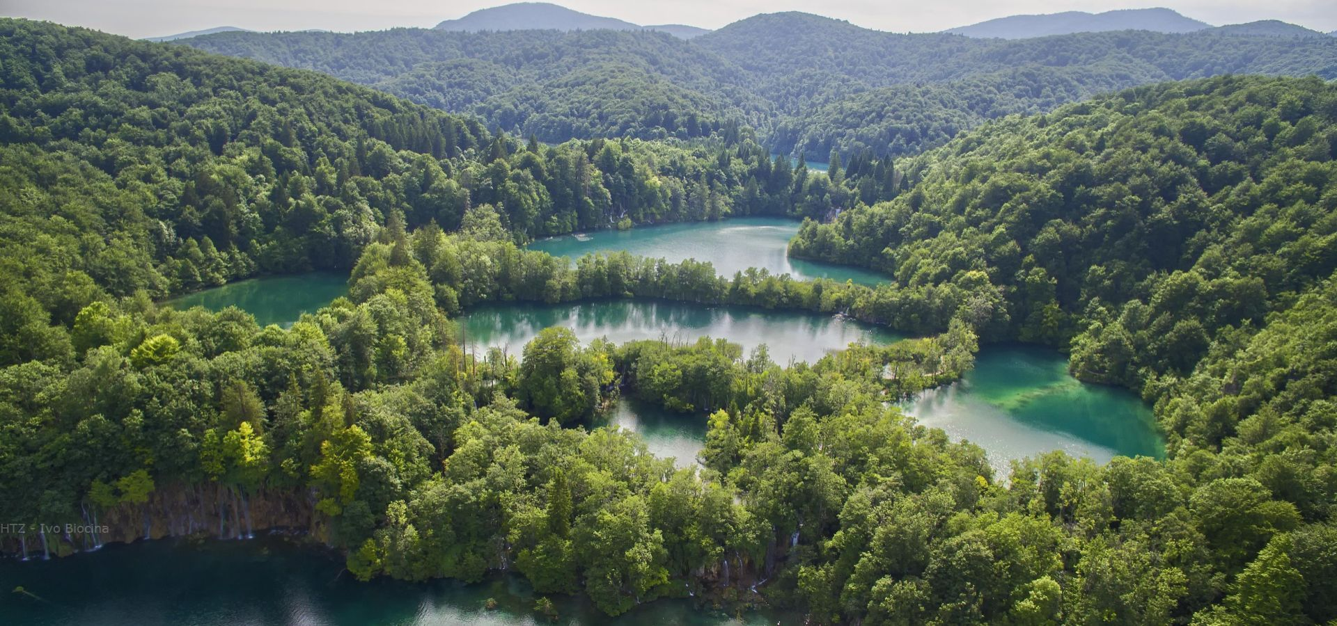 Plitvice Day Hike